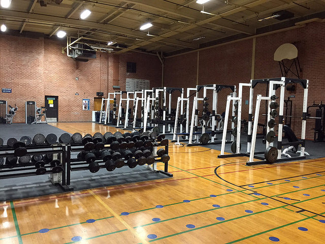 Pueblo Weight Room